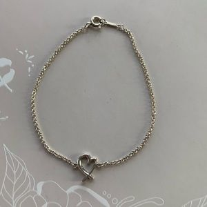Tiffany & Co Paloma Picasso Loving Heart Bracelet